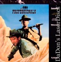 The Professionals WS RM LaserDisc Pioneer Special Edition