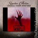 Psycho 1998 AC-3 WS Signature LaserDisc NEW Heche Horror