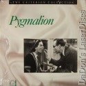 Pygmalion Criterion #33 Rare NEW LaserDisc Hiller Howard Comedy