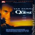The Quest DTS WS Rare LaserDisc Van Damme Moore