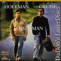 Rain Man AC-3 Remastered WS Rare LaserDiscs Hoffman Drama
