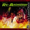 Re-Animator WS Elite 10th Annual Rare UNCUT LaserDisc Horror