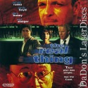 The Real Thing NEW LaserDisc Steiger Busey Russo