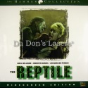 The Reptile WS Rare NEW Elite LaserDisc Willman Horror