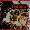 The Return of the Evil Dead WS Rare NEW Elite LaserDisc Horror