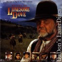 Return to Lonesome Dove Rare LaserDisc Box Set Western