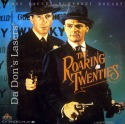 The Roaring Twenties LaserDisc Cagney Humphrey Bogart Crime Drama