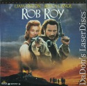 Rob Roy AC-3 WS LaserDisc Neeson Lange Sir Walter Scott Drama