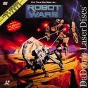 Robot Wars Full Moon Mega-Rare LaserDisc Sci-Fi