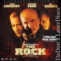The Rock AC-3 THX WS Rare LaserDisc Connery Cage Harris Action