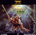 Romancing the Stone WS DSS Rare LaserDisc Douglas Turner Adventure *CLEARANCE*