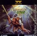 Romancing the Stone WS DSS Rare LaserDisc Douglas Turner Adventure *CLEARANCE*
