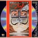 Salvador Dali A Soft-Self Portrait Rare NEW LaserDisc Documentary