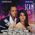 Scam NEW Mega-Rare LaserDisc Walken Bracco Thriller
