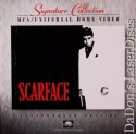 Scarface 1983 WS DSS Box LaserDisc Signature Collection