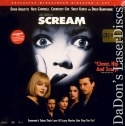 Scream AC-3 WS Rare Uncut Unrated LD Arquette Campbell Horror
