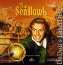The Sea Hawk Seahawk 1940 Restored Uncut LaserDisc Flynn Rains Adventure