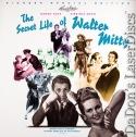 Secret Life of Walter Mitty LaserDisc Pioneer Special Comedy