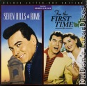 Seven Hills of Rome / For the First Time NEW LaserDisc Musical