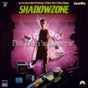 Shadowzone Full Moon Rare LaserDisc Cult Horror *CLEARANCE*