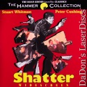 Shatter WS Roan Hammer Rare LaserDisc Whitman Cushing Diffring Thriller *CLEARANCE*
