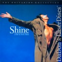 Shine AC-3 WS RM Criterion #335 Rare NEW LaserDisc Rush Stall Noah Biography Drama