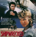 Shipwrecked NEW Rare Disney LaserDisc Byrne Smestad Adventure *CLEARANCE*