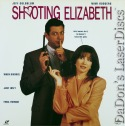 Shooting Elizabeth NEW Mega-Rare LaserDisc Goldblum Comedy *CLEARANCE*