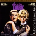 A Shot In The Dark NEW LaserDisc Sellers Pink Panther Comedy