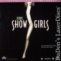 Showgirls AC-3 WS Rare LaserDisc Berkley MacLachlan Drama *CLEARANCE*