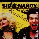 Sid and Nancy DSS WS Criterion #241 Mega-Rare LaserDiscs Oldman Biography Drama