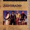 Silverado WS CAV Criterion #118 LD LaserDisc Boxset Kline Arquette