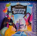 Sleeping Beauty AC-3 THX WS NEW LaserDisc Disney Animation