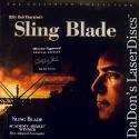 Sling Blade WS Criterion #350 NEW LaserDisc Thornton Drama