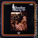 Slumber Party '57 NEW LaserDisc LD Winger North Comedy