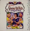 Snow White CAV Rare NEW LaserDisc Boxset Caselotti Disney