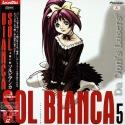 Sol Bianca Vol. 5 AC-3 Japan Only Rare LD Anime