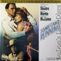 Some Came Running WS LaserDisc Sinatra MacLaine Drama