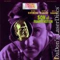 Son of Frankenstein Encore Rare LD Lugosi Karloff