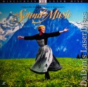 The Sound of Music AC-3 THX Widescreen Rare LaserDisc Andrews Plummer Musical