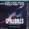 Spaceballs AC-3 WS Remastered Special Ed Rare LaserDisc Comedy