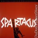 Spartacus WS Criterion #155 Rare LaserDisc Douglas Drama