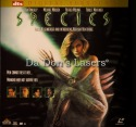 Species DTS THX WS LaserDisc NEW LD Natasha Henstridge Sci-Fi