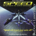 Speed The Ultimate Big Screen Experience 1984 DSS IMAX LaserDisc Documentary