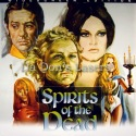 Spirits of the Dead WS Rare LaserDisc Bardot Fonda Horror Corrected Version