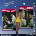 Springtime in the Rockies / Song of the Islands Betty Grable Rare LaserDisc