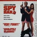Spy Hard AC-3 WS LaserDisc Nielsen Sheridan Harding Comedy