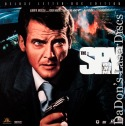 The Spy Who Loved Me AC-3 THX WS Rare LaserDisc 007 James Bond Action