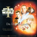 Star Wars The Phantom Menace AC-3 EX THX WS Japan LD LaserDisc Sci-Fi