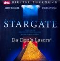 Stargate DTS Uncut LaserDisc WS Rare NEW Sp Ed Russell Spader Sci-Fi
